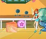 Игра для девочек 3Д бродилки