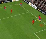 3Д футбол