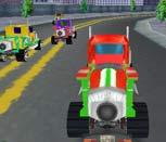 Игра 3Д гонки на грузовиках