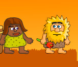 Игра Адам и Ева в стиле Огня и Воды