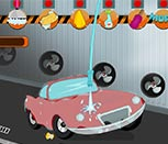 Игра автомойка машин