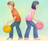 Баскетбол Барби