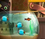 Рыбалка в аквариуме