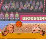 Игра баскетбол головами