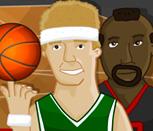 Игра Баскетбольные мячи
