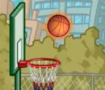 Игра баскетбольный бросок