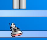 Игра бегалка с роботом