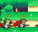 Игра бегущий стрелок