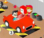 Игра безумный гараж