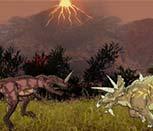 Игра битва динозавров