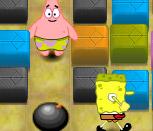 Игра Бомберы 4: Спанч Боб