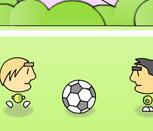 Бразильский футбол на двоих