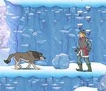 Игра бродилки Холодное Сердце