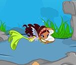 Игра бродилки русалочки