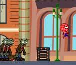 Человек Паук против зомби