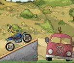 Игра чемпион мотобайка