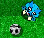 Чемпионат котов по футболу