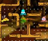 Черепашки Ниндзя 4: В мире Пакмэна