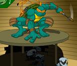 Черепашки против роботов