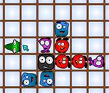 Игра цветные горошки