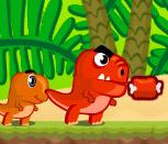 Динозавры в поисках еды