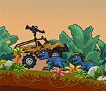 Игра динозавры машины