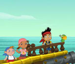 Игра Джейк и пираты Нетландии: Гонка героев