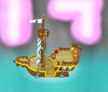 Игра Джейк и Пираты Нетландии: Морской путь