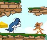 Джерри собирает сыр