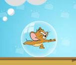 Джерри в мыльном пузыре