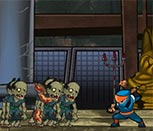 Игра драки против зомби