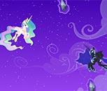 Игра драки с Пони
