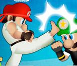 Игра драки Марио