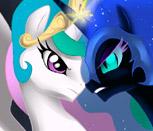 Драки пони на двоих