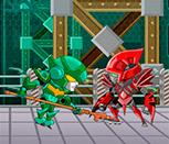Игра дуэль роботов 2