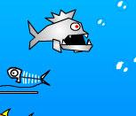 Игра Две рыбки