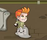 Дворник против призраков