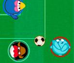 Игра футбол со Смешариками
