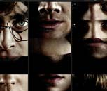 Игра Гарри Поттер пазл на время