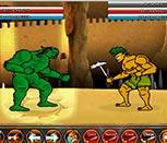 Игра гладиаторы Мечи и Сандали