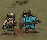 Игра гладиаторы на арене