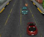 3Д гонки по городу