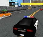 Игра гонки на крутых машинах с полицией