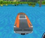 Игра гонки на лодках