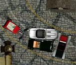Гонки на средневековых авто