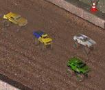 Игра гонки по грязи