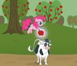Игра гонки с Пони Дружба Это Чудо