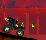 Игра гонки с Бэтменом