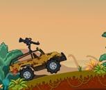 Игра гонки с динозаврами