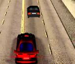 Гонки на машинах: Красный гонщик